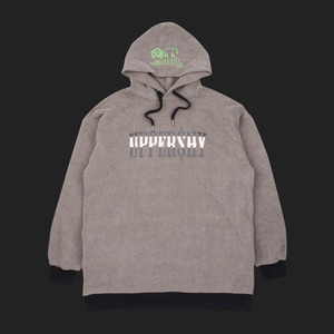 Uppershy Punching logo hoodie - Type B