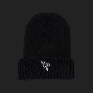 Uppershy logo beanie Type B Black